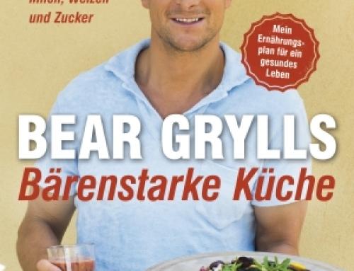 """""""Bärenstarke Küche"""" von Bear Grylls ab heute im Handel"""