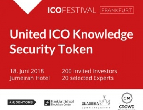ICO Festival in Frankfurt im Zeichen der Security Token