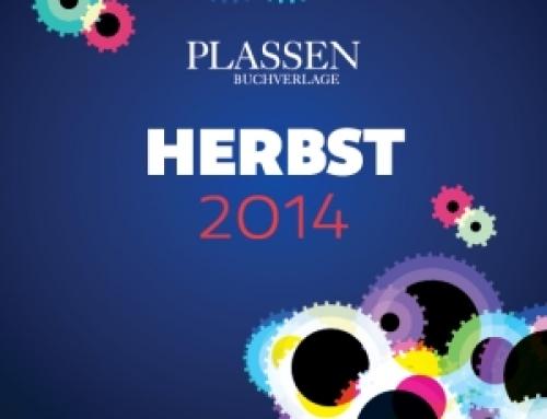 Die Vorschau der PLASSEN Buchverlage für den Herbst 2014 ist da!
