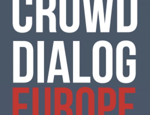 EU-Kommissar Günther Oettinger unterstützt Crowd Dialog Europe