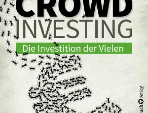 Jetzt im Handel: Das umfassendste Werk zum Thema Crowdinvesting