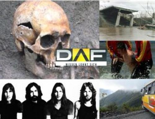 Die DAF-Highlights vom 30. März bis zum 05. April 2015