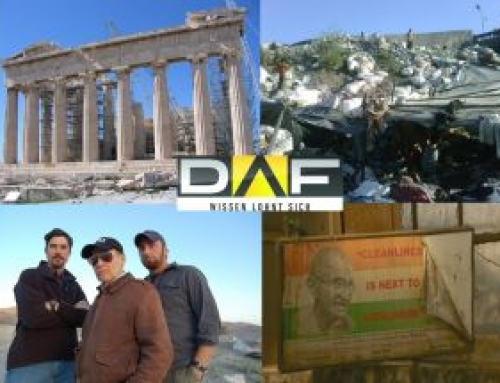 Die DAF-Highlights vom 23. bis zum 29. März 2015