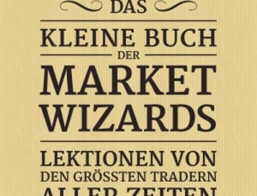 """Ab Morgen im Handel: """"Das kleine Buch der Market Wizards"""""""