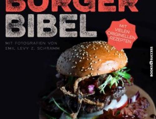 """Die Burger Bibel"" ist heute ab 29. März 2016 im Handel"