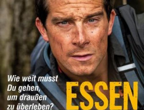 Neuerscheinung im PLASSEN Verlag: Essen Extrem von Bear Grylls