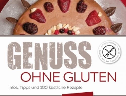 """Jetzt im Handel: """"Genuss ohne Gluten"""" von Birgit Irgang"""