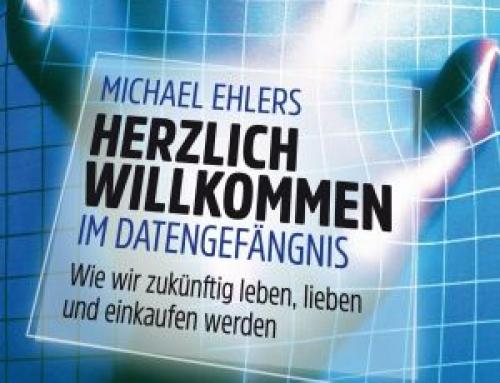 """""""Herzlich willkommen im Datengefängnis"""": ab 27. April im Handel"""