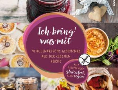 """""""Ich bring´was mit"""" von Birgit Irgang ab heute im Handel"""
