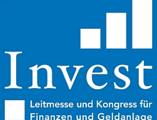 Treffen Sie uns auf der Invest 2012 in Stuttgart