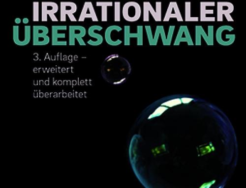 """Jetzt im Handel: """"Irrationaler Überschwang"""" von Robert Shiller"""