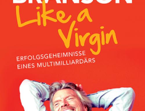 Ab 03.06. im Handel: Like a Virgin von Richard Branson