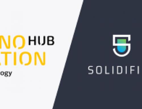 Solidified erhält 500.000 US-Dollar Seed-Finanzierung