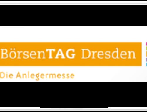 Börsentag in Dresden 2012