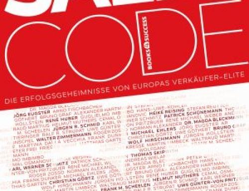 "Ab 27. April 2016 im Handel: ""Sales Code 55"""