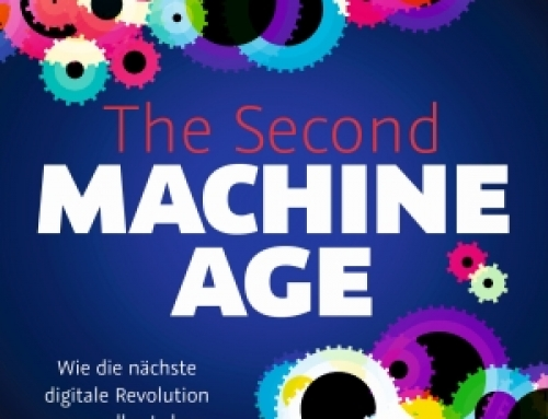 The Second Machine Age: Shortlist für Business Book of the Year