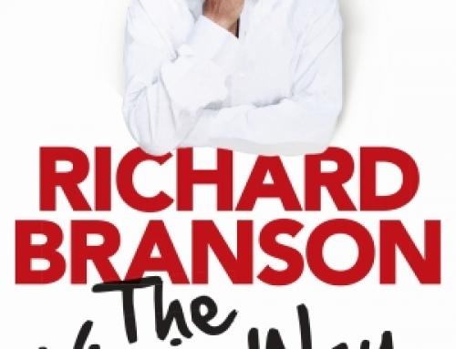 """""""The Virgin Way"""" von Richard Branson ist ab sofort im Handel"""