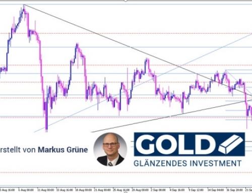 Gold Analyse: Vorsichtige Bodenbildung nach abermals schwacher Handelswoche