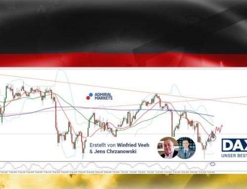 DAX Wochenausblick: Der Index tritt nach wie vor auf der Stelle