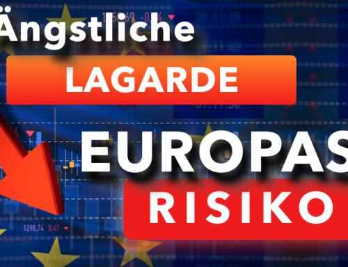 Die ängstliche Lagarde ist das Europa-Risiko