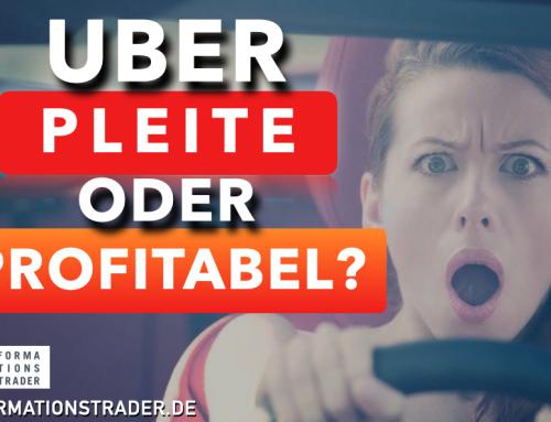 Uber: Pleite oder profitabel?