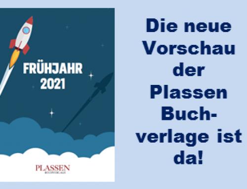 Die neue Vorschau der PLASSEN Buchverlage für das erste Halbjahr 2021 ist da!