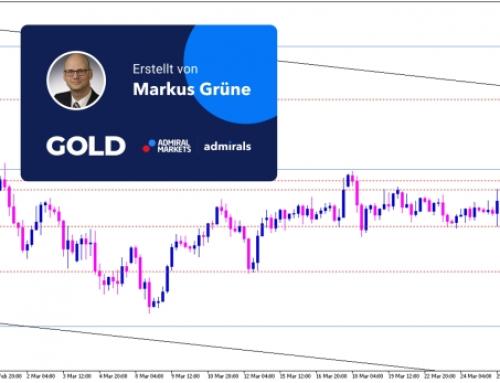 Gold Analyse: Dollar und Zinsen initiieren neue Schwächephase