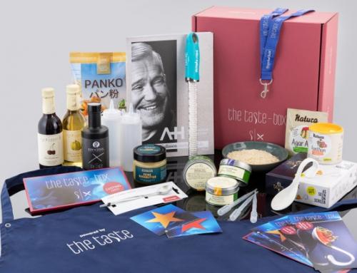 """""""The Taste"""" für zu Hause: StarchefBox präsentiert in Kooperation mit ProSiebenSat.1 die The Taste-Box."""